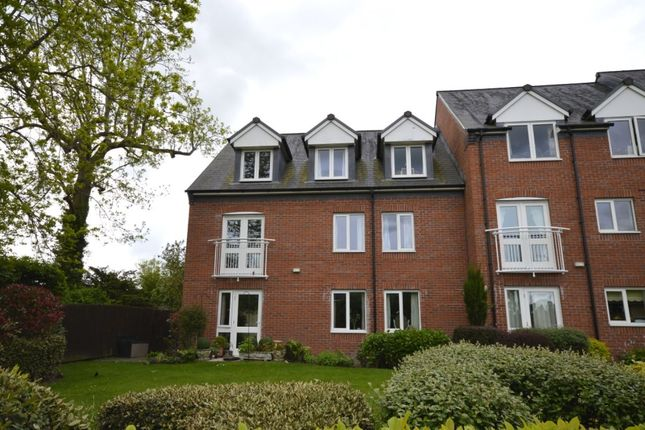 Thumbnail Flat for sale in Lutton Close, Oswestry