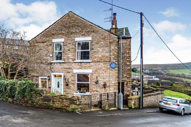 Thumbnail Detached house for sale in Quickwood, Mossley, Ashton-Under-Lyne, Lancashire