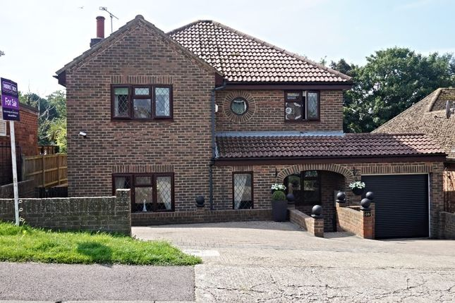 Thumbnail Detached house for sale in Nethercourt Farm Road, Ramsgate