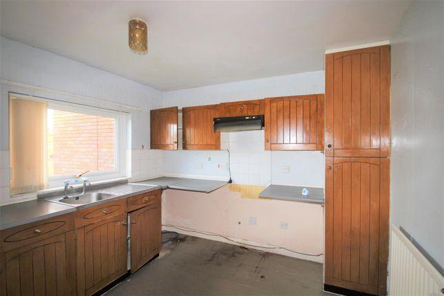 Kitchen of Fowler Close, Wellington, Telford TF1