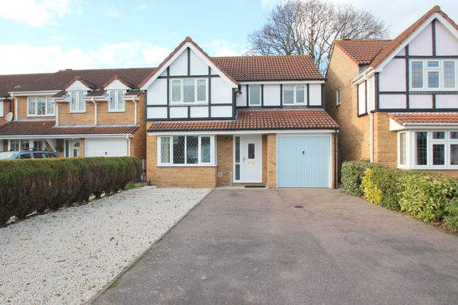 Thumbnail Detached house to rent in Scythe Way, Colchester
