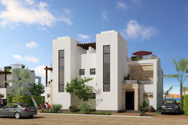 Thumbnail Semi-detached house for sale in Joubal Lagoon Phase 2, El Gouna, Egypt