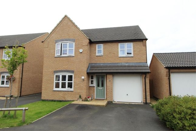 Thumbnail Detached house for sale in Townend Close, Lutterworth