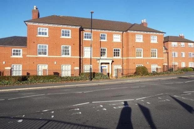 Thumbnail Flat to rent in Birmingham Road, Coleshill, Birmingham