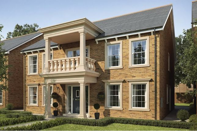 Detached house for sale in Plot 70, Mansion Gardens, Penllergaer, Swansea