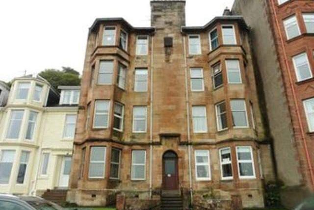 Thumbnail Flat for sale in Flat 2/1, 18 Battery Place, Rothesay, Isle Of Bute