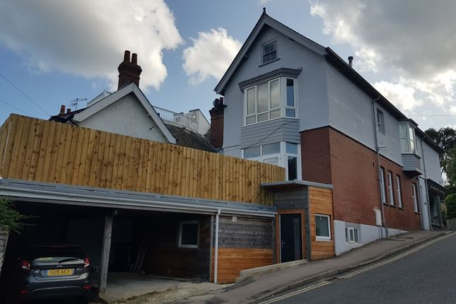 Thumbnail Flat for sale in Hill Road, Lyme Regis, Dorset