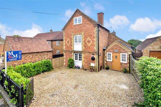 3 bed detached house for sale in Main Road, Drayton Parslow, Milton Keynes MK17