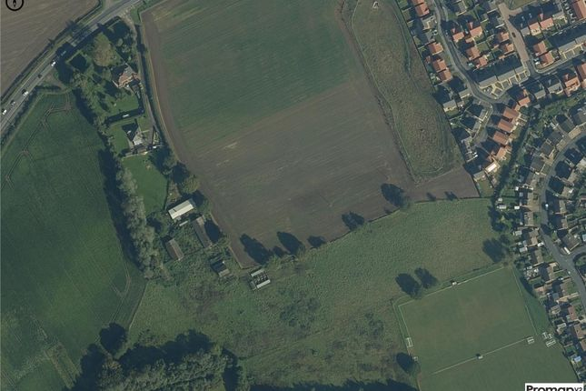 Thumbnail Commercial property for sale in Land South Of Leeds Road, Thorpe Willoughby, Selby