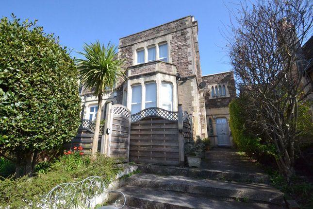 Thumbnail Flat to rent in Woodhill Road, Portishead Bristol, Portishead