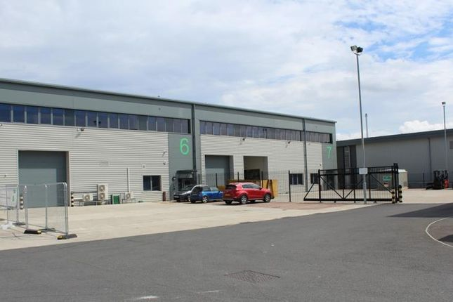 Thumbnail Industrial to let in Unit 6 & 7, Pioneer Park, Voyager Park South, Portfield Road, Portsmouth