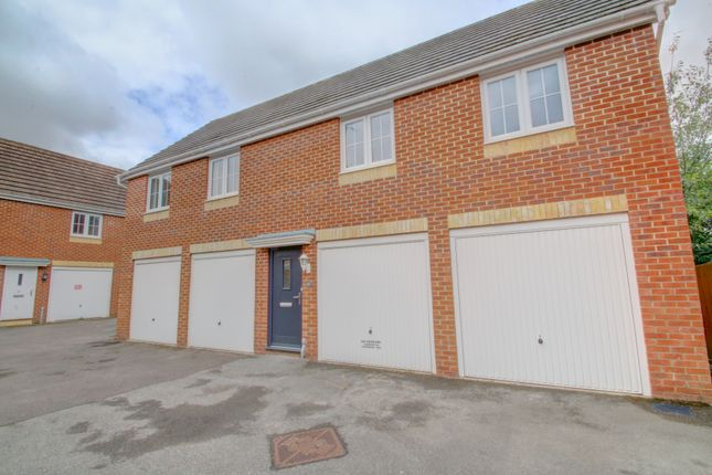 Thumbnail Mews house for sale in Regency Court, Rushden