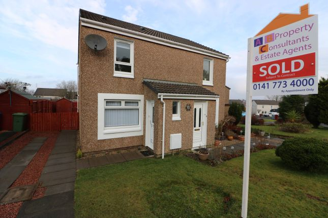 Thumbnail Semi-detached house for sale in Medwin Court, East Kilbride