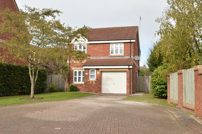 Thumbnail Detached house to rent in Jolley Drive, Beverley, North Humberside
