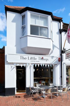 Thumbnail Restaurant/cafe to let in 1A, 53-555, Egham