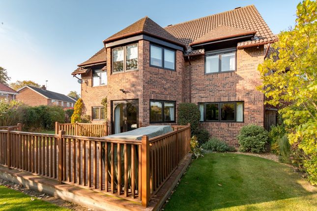 Thumbnail Detached house for sale in Carmel Grove, Darlington