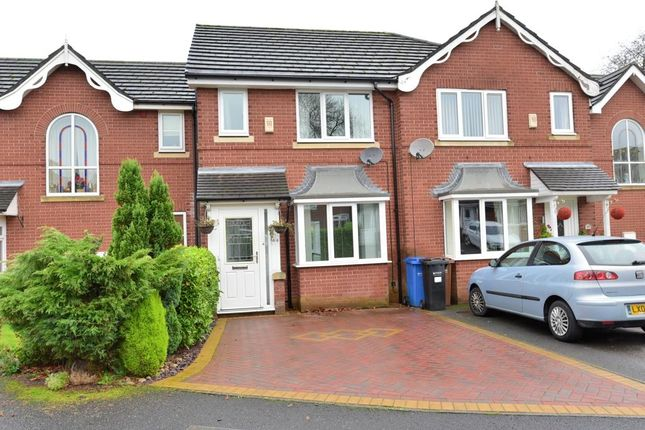 Thumbnail Terraced house to rent in Hayfield Road, Bredbury, Stockport