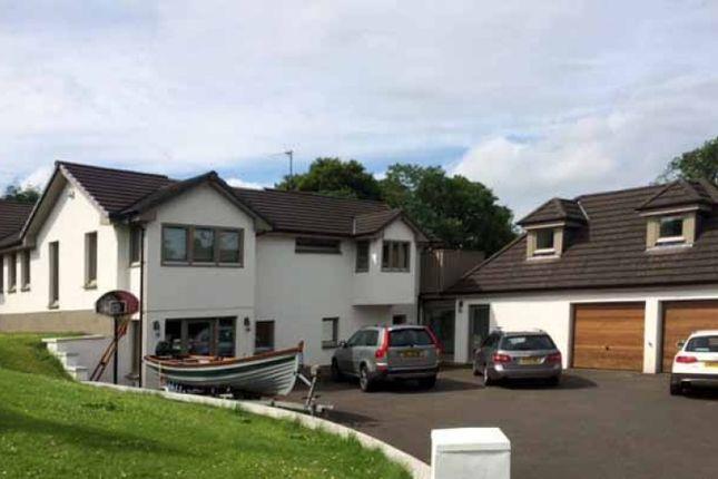 Thumbnail Detached house for sale in Winnock Court, Drymen, Glasgow