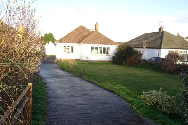 4 bed detached bungalow for sale in Nottage Mead, Nottage, Porthcawl CF36