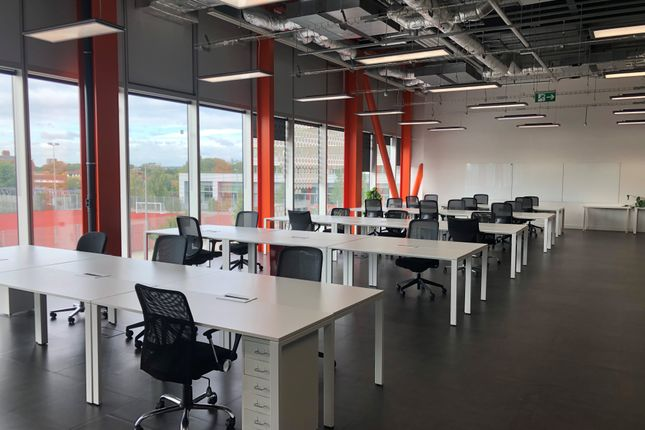 Thumbnail Office to let in Queen Elizabeth Olympic Park, London