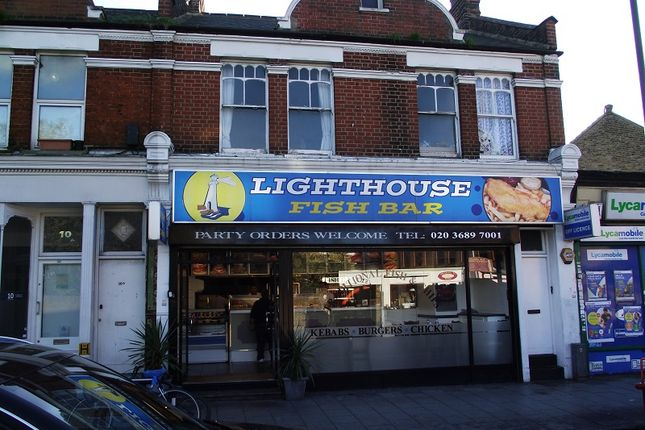 Thumbnail Restaurant/cafe to let in Tooting Bec Road, London