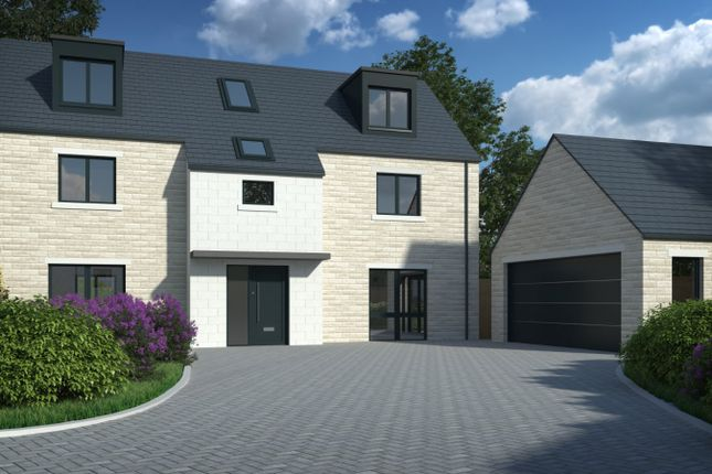 Thumbnail Detached house for sale in The Rowan, South Side Ridge, Pudsey Road, Pudsey, West Yorkshire
