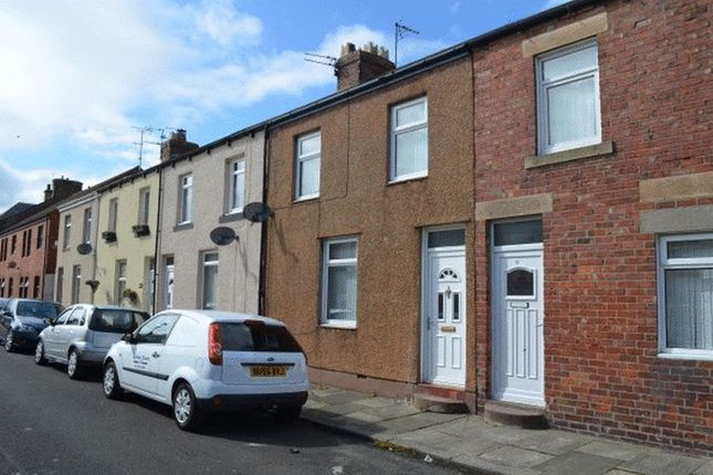 Thumbnail Terraced house for sale in Scott Street, Amble, Morpeth