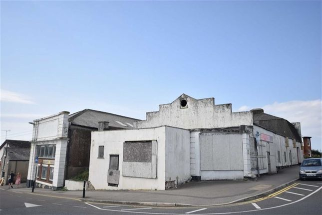 Thumbnail Land for sale in Southfield Road, Bude