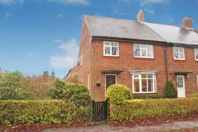 3 bed end terrace house for sale in Eleanor Road, Harrogate