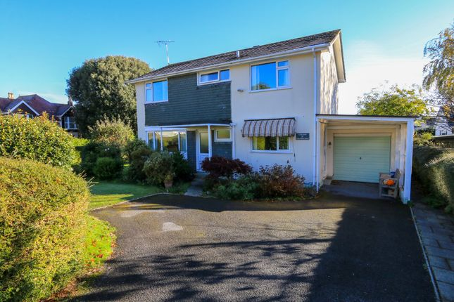 Thumbnail Detached house for sale in Wallfield Road, Bovey Tracey, Newton Abbot