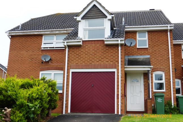 Thumbnail Terraced house to rent in Wishart Way, Chippenham