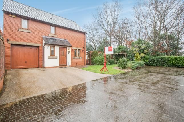 Front of Wardle Court, Whittle-Le-Woods, Chorley, Lancashire PR6