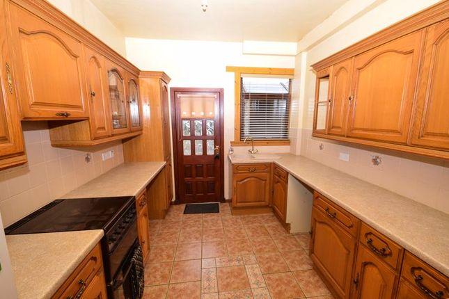 Kitchen of Castleview Terrace, Haggs, Bonnybridge FK4