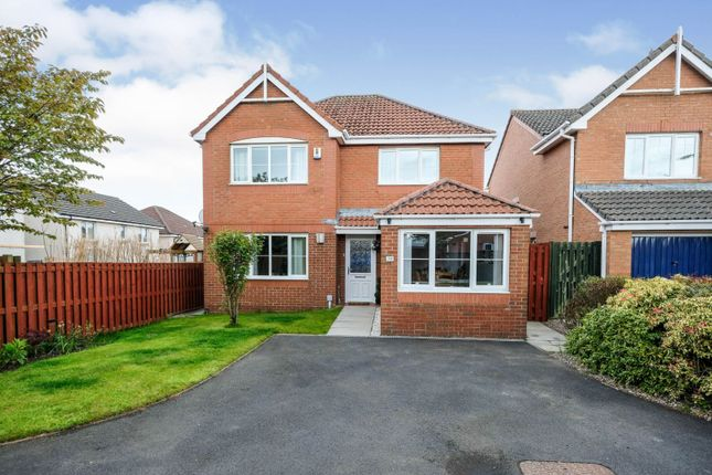 4 bed detached house for sale in Kings Drive, Dunfermline KY11