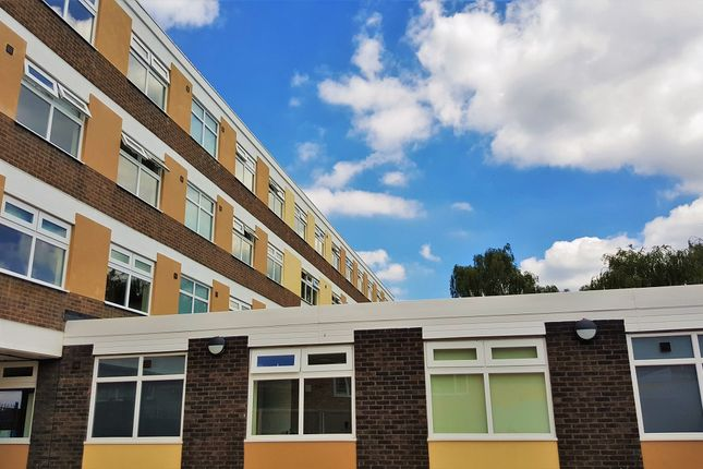Building of Livingston Road, Birmingham B20