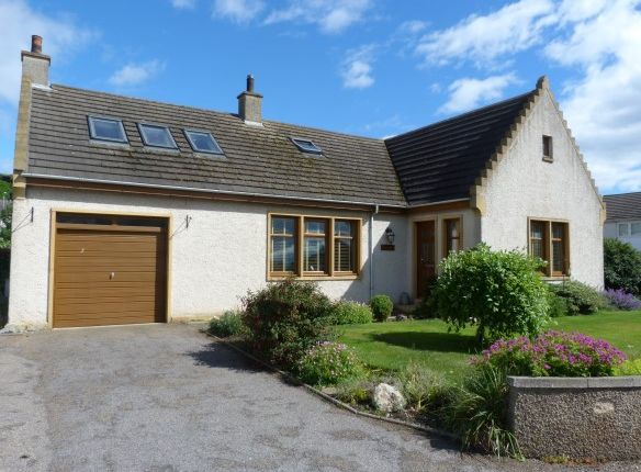 Thumbnail Detached house to rent in Park House, Park Place, Lossiemouth