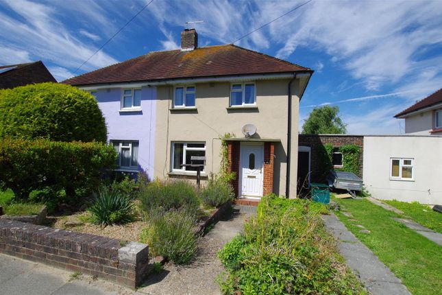 2 bed semi-detached house for sale in Prince Charles Road, Lewes