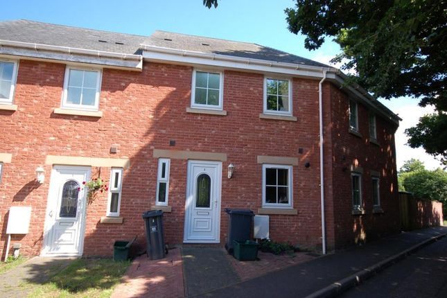 Thumbnail Terraced house to rent in Elmdale, Marley Road, Exmouth, Devon