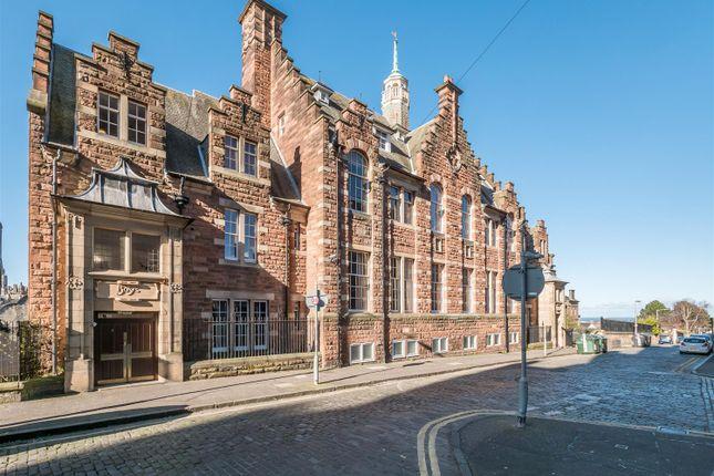External of Drummond Street, Edinburgh EH8