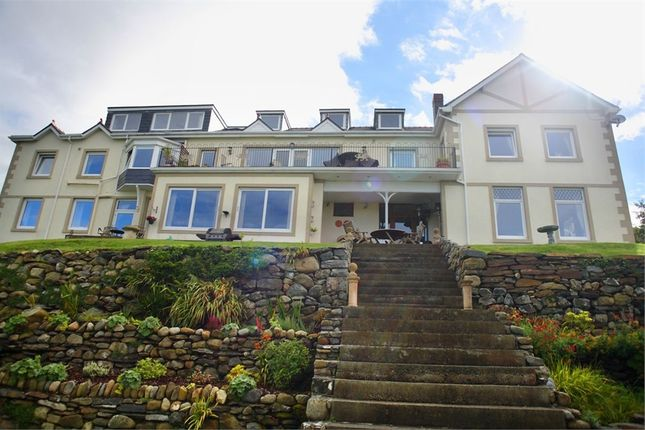Thumbnail Detached house for sale in Bryn Road, Fairbourne, Gwynedd