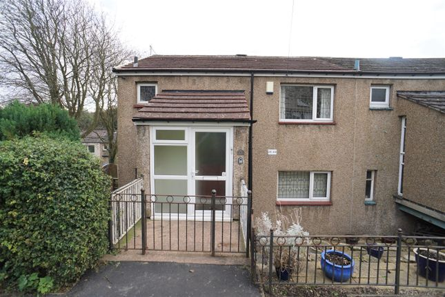Front of Roscoe Mount, Stannington, Sheffield S6