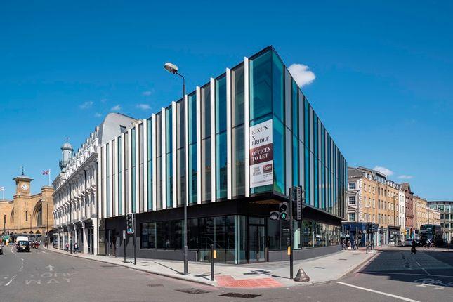Thumbnail Office to let in Kings Cross Bridge, 368 Grays Inn Road, London