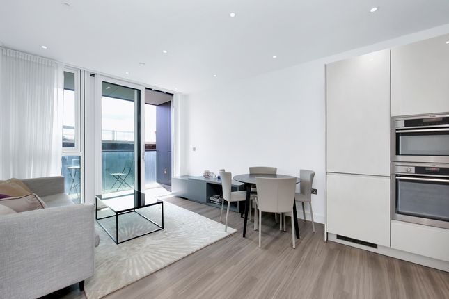 1 bed flat to rent in Hebden Place, London SW8