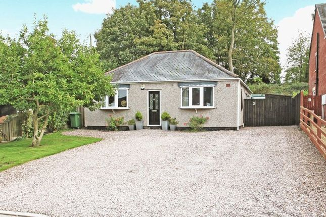 Thumbnail Detached bungalow for sale in 2 The Bungalow, Old Office Road, Dawley, Telford