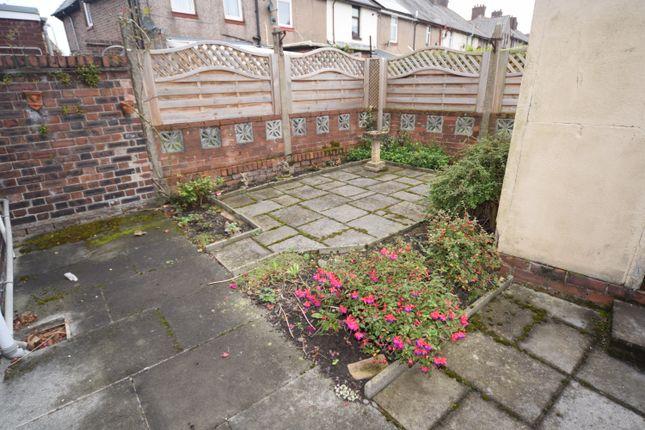 Garden of Abbots Vale, Barrow-In-Furness LA13