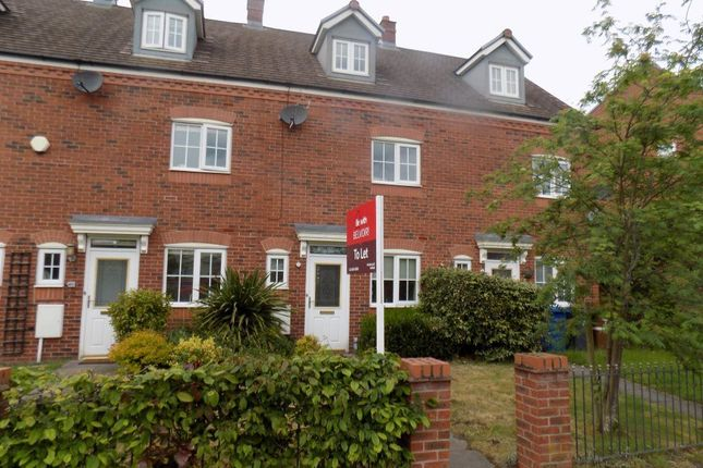 Thumbnail Property to rent in Sainte Foy Avenue, Lichfield, Staffordshire
