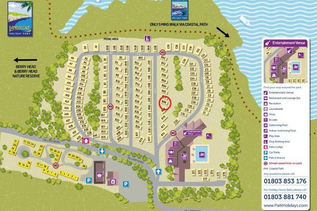 Site Map of Gillard Road, Brixham TQ5