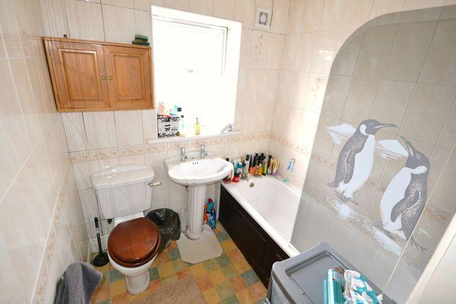Bathroom of Gelligaer Gardens, Cathays, Cardiff CF24