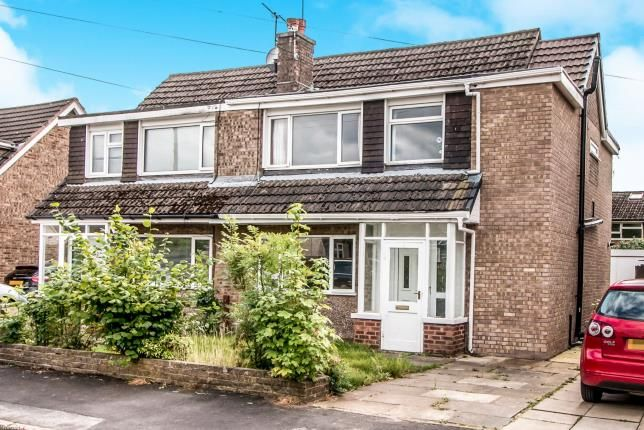 Thumbnail Semi-detached house for sale in Adlington Close, Timperley, Altrincham, Manchester