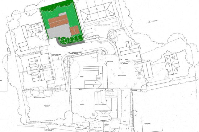 Thumbnail Land for sale in Bury Road, Stanton, Bury St. Edmunds